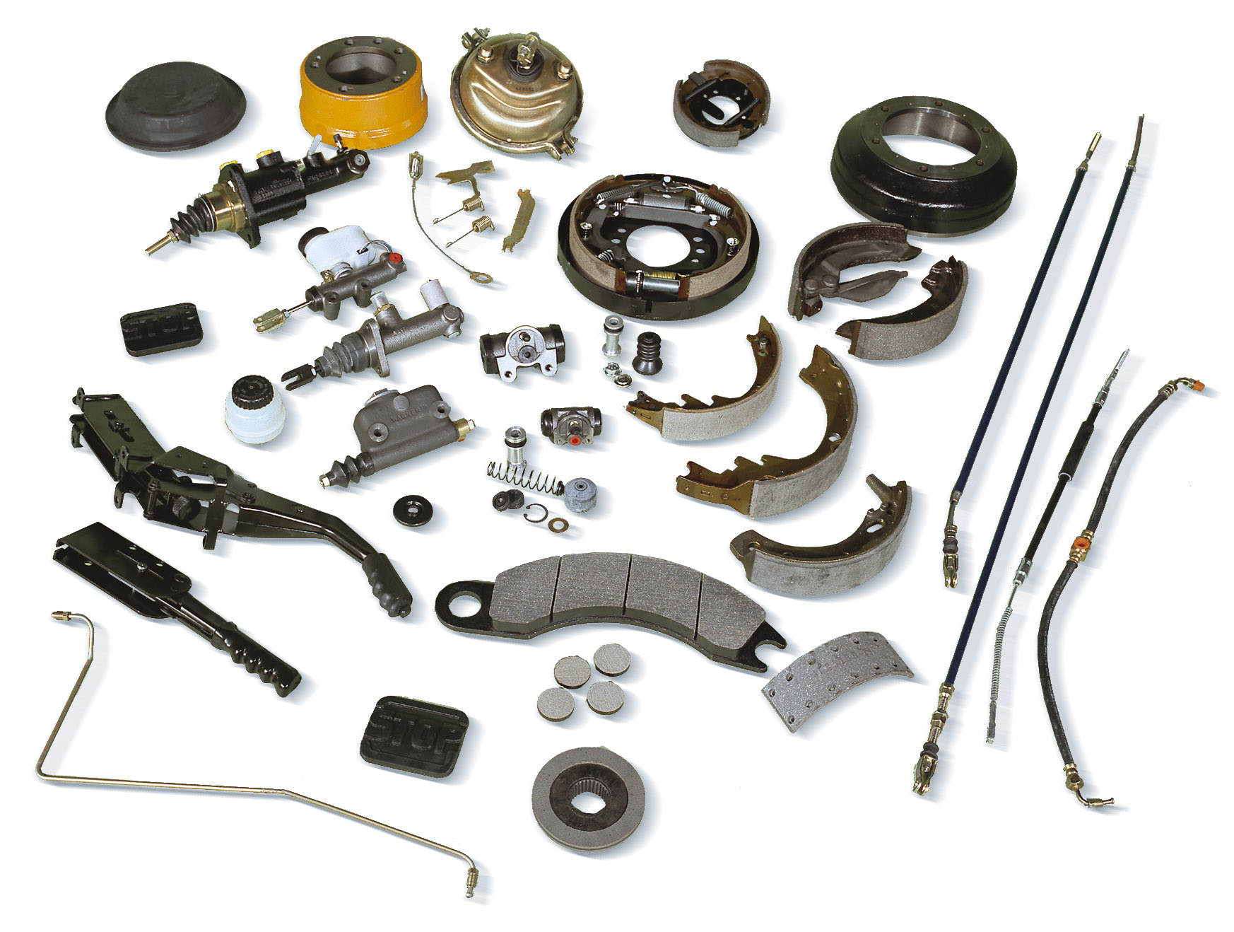 Brakes And Spare Parts