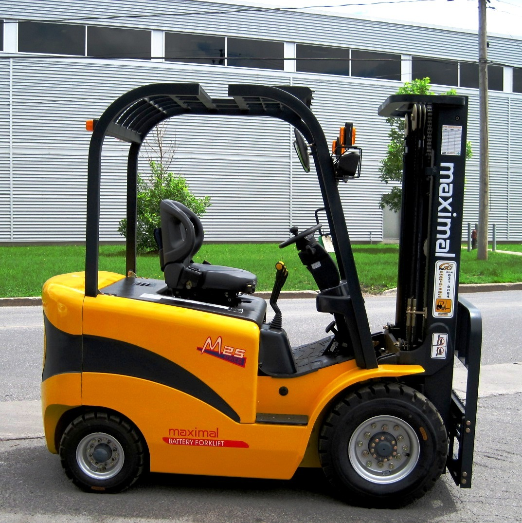 MAXIMAL FB25 ELECTRIC FORKLIFT